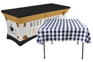 Table Skirts and Covers