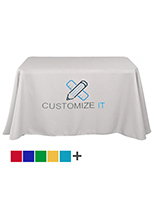 6-Foot Custom Tablecloth