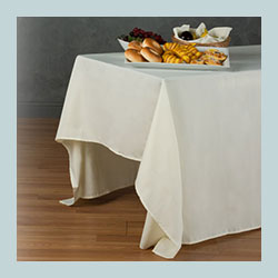 table with cover
