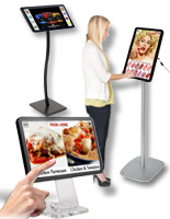 trade show tablet pcs