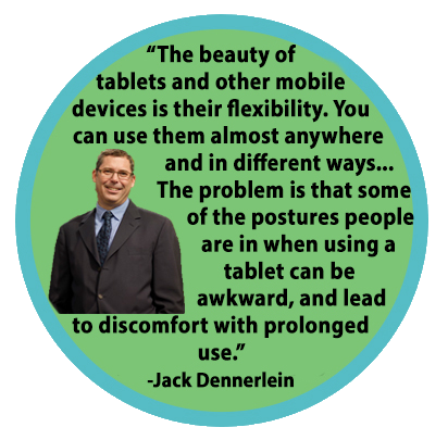 Quote from Jack Dennerlein and Photo