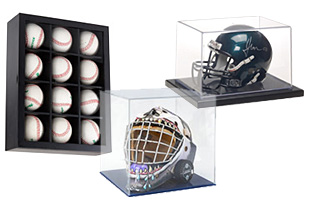 Sport Display Cases