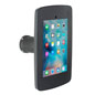 Black Wall Tablet Mount