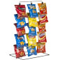 Counter Standing Clip Rack