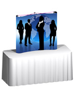 Tabletop Tradeshow Displays