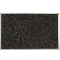Recycled Rubber Bulletin Board