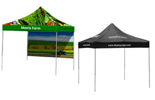 Event display for outdoor events