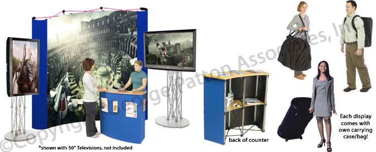 Custom Design Booth