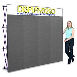 exhibition pop up stand