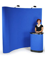 popup booth