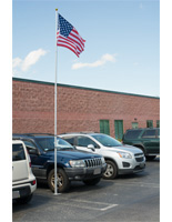 20' Portable Flag Pole