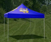 Pop Up Tent in Royal Blue