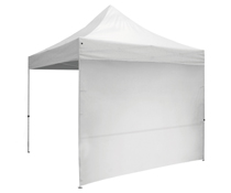 Tent Sidewalls  sc 1 st  Displays2go & Vendor Display Tents | Pop Up Canopies for Fairs and Events