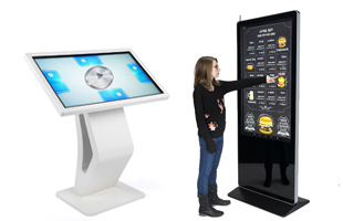 Digital Signs Complete Multimedia Advertising Players
