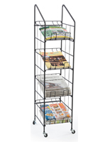 Tabloid Rack
