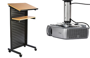 Trade Show Presentation Equipment