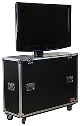 trade show travel cases and utility carts