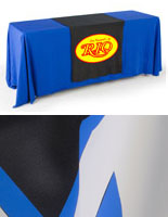 Logo Table Runner Black