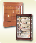 "50""- 75"" Wide Trophy Cases"