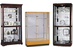 "35""-49""  Wide Trophy Cases"