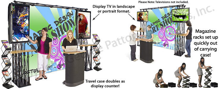 Portable Exhibit Booth