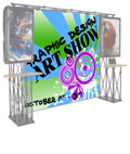 Booth Banner