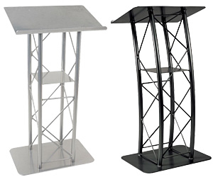 Truss-Style Lecterns