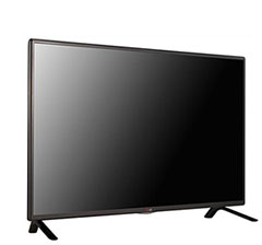 These LCD monitors can be used with TVstands to create an effective marketing tool.