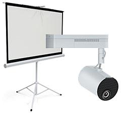 Projector & AV Equipment
