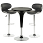 Chrome Pub Table Set