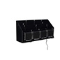 Multi Device Charging Station Organizer for Conventions