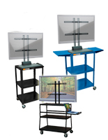 TV Stand Cart