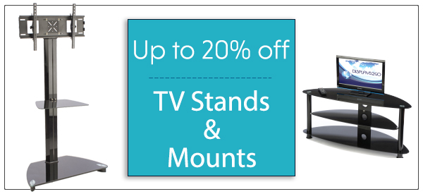 tv stands and mount on sale