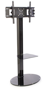 Flat Panel Stand for Floor