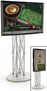 Economy Lcd Amp Plasma Tv Stands Cheap Flat Panel Monitor