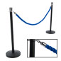 Blue VIP Rope with Posts