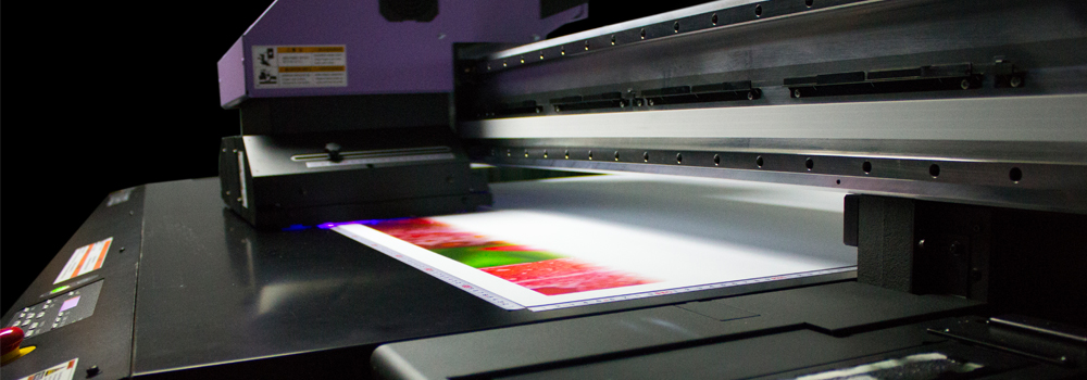 Ultraviolet Flatbed Printer