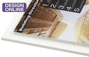 UV Printed Foam Board Signs