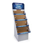 Custom Cardboard Retail Displays with Personalized Header