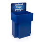 Corrugated Customized Dump Bin Cardboard Display