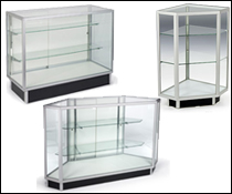 Glass Retail Counters