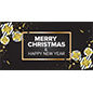 48 x 24 Merry christmas banner