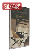 plastic frame w magnetic tape