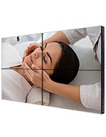 Digital video walls for spas and salons