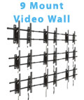 video wall brackets