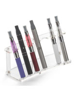 Clear Vertical Diffuser Pen Display Holder