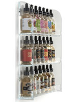 Acrylic E Liquid Rack