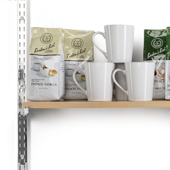 Wall Standards and Shelf Systems