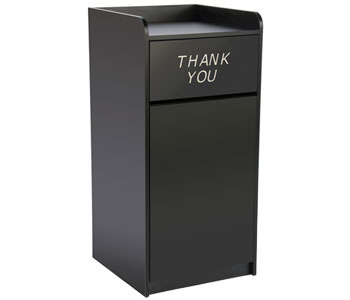 Waste Receptacles & Ashtrays
