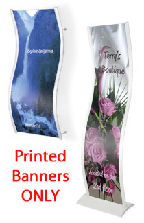 Printed Poster Banners